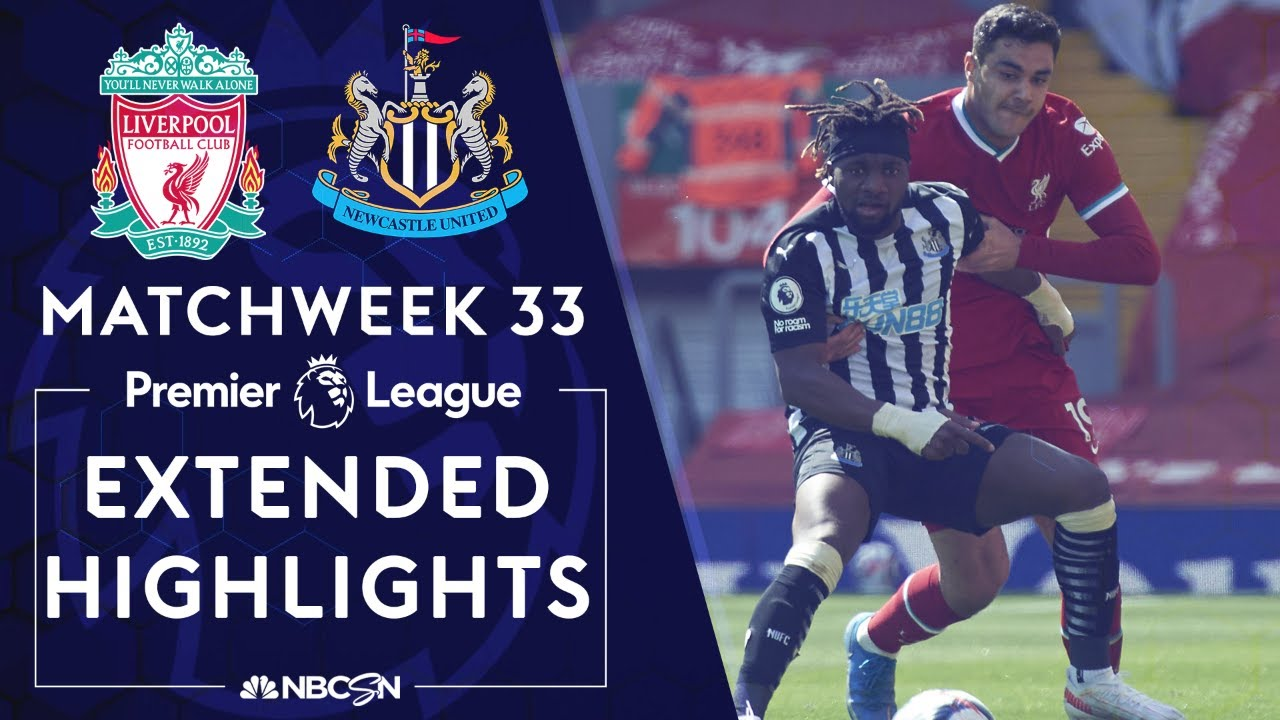 Liverpool vs Newcastle United (24 Apr 2021) 🔥 Video Highlights - FootyRoom