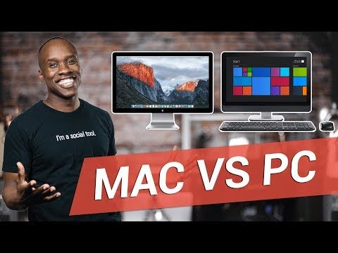 Mac vs. PC: Which is Better for Bloggers