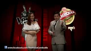 The Voice Cambodia Live Show Promo - Week 3 -  23 Oct 2014