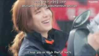 Yoon Gun - Love Too Much (사랑해도 너무나) FMV (Angel Eyes OST)[ENGSUB + Romanization + Hangul]