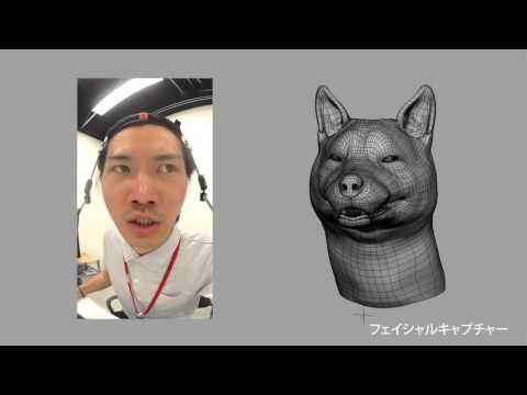 ツークン研究所「動物×人間」のキャラクター制作例