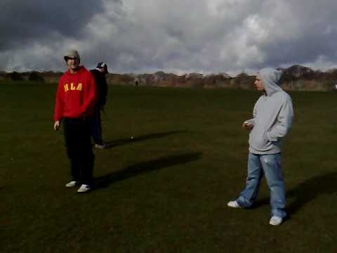 Golf at Ashton Court, Bristol