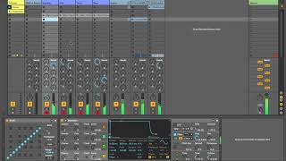 Sibelton - Sibelius with Ableton