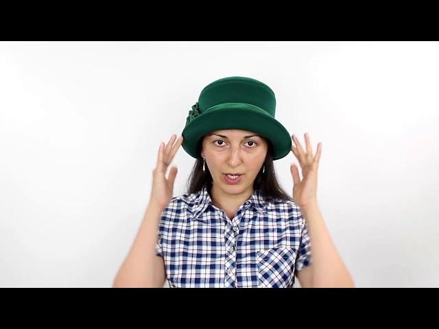Шляпа, Элли Зеленая