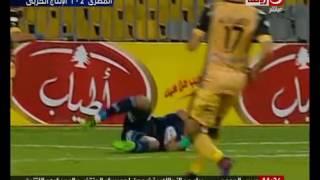 كورة كل يوم   ملخص مباراة المصري و المقاولون العرب بالدوري العام