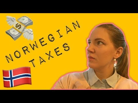 Norwegian Taxes - How much do Norwegians pay in taxes?