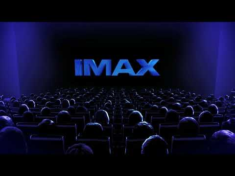IMAX Theater Lights