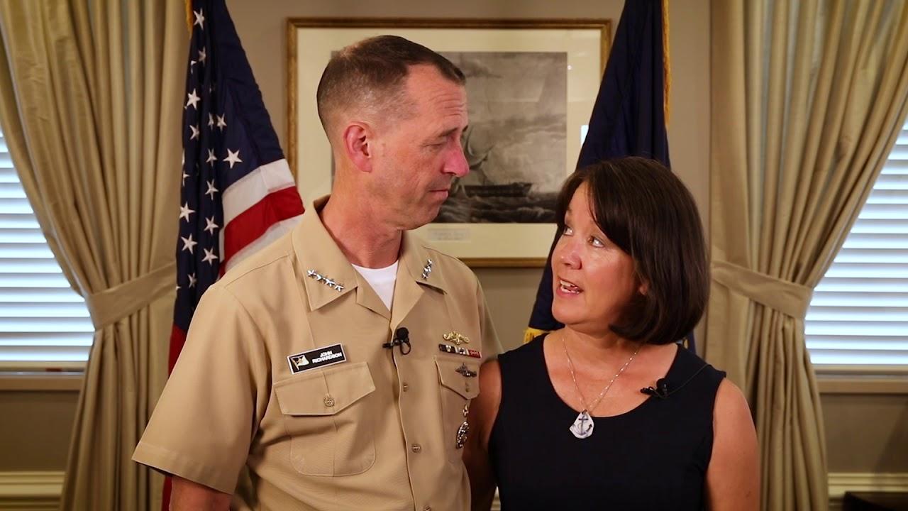 CNO Releases Navy Family Framework Version 2 0 | Navy Live