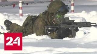 Калашников нового поколения: легендарный автомат стал оружием солдат будущего - Россия 24