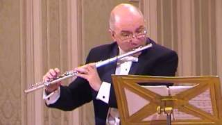 Gluck - The Dance of the Blessed Spirits; Ion Bogdan Stefanescu flute