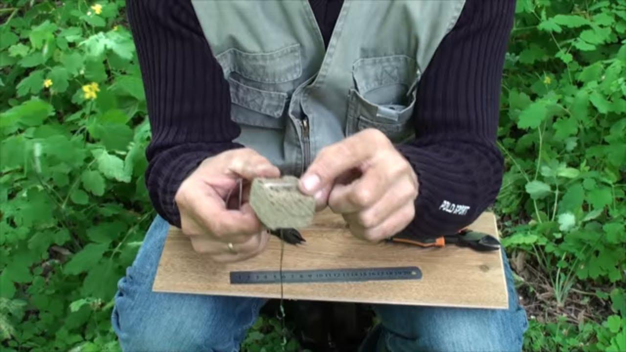 Макушатник. Совет начинающим рыбакам.Снасть для ловли крупняка.
