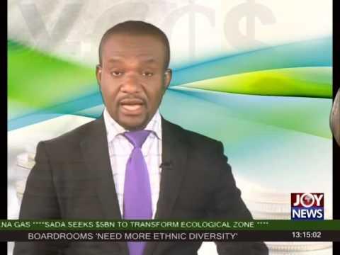 Internet Connectivity - The Market Place on Joy News (2-11-16)
