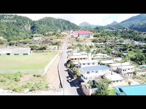 GOODWILL TO STOCKFARM DOMINICA (Jan-2019) - AERIAL DOMINICA