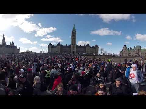 420 in 360 Downtown Ottawa 2018