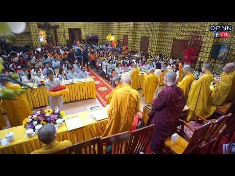 TRỰC TIẾP: Lễ Tổng Kết Phật Sự 2019 Chùa Giác Ngộ, Ngày 18 - 01 - 2020