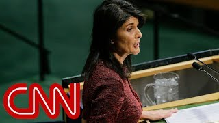 Labott: Haley underestimating Jerusalem issue