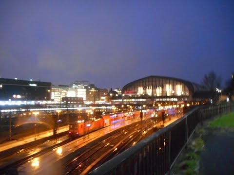 Hamburg Hauptbahnhof #03 - Traffic Hamburg