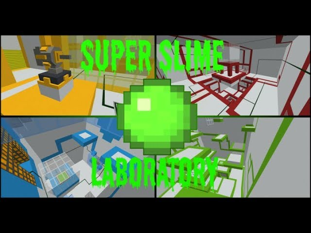 Super Slime Lab еп.01