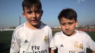Мнение детей- участников курсов Real Madrid Foundation в Алматы(, 2016-04-04T15:13:42.000Z)