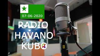 RADIO HABANA CUBA EN ESPERANTO 07-JUNIO-2020 / RADIO HAVANO KUBO-ESPERANTO 7-6-20