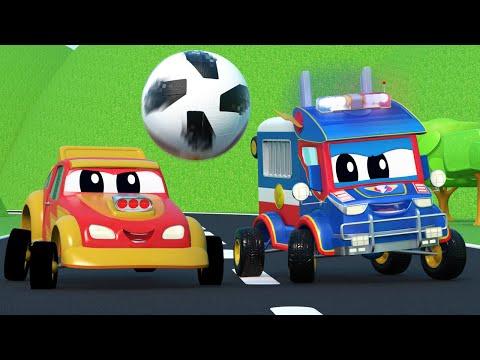 VUELTA AL COLEGIO: CARROS BEBES jugosos!   Super Camión   Car City World App