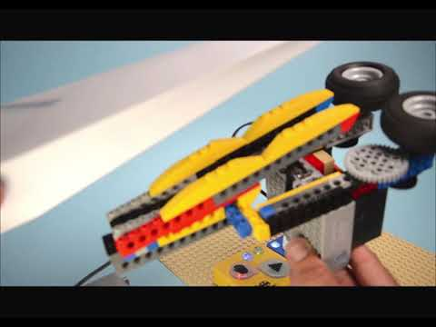 AlgoPlay Program - Paper Plane Launcher