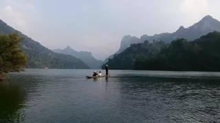 Khám phá hồ Ba Bể - Bắc Kạn