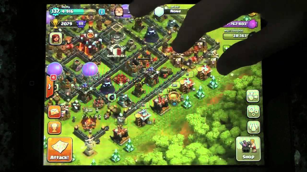 Win An Exclusive Supercell T Shirt By Being Nice To Someone With Clash Of The Clans