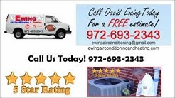 Home Air Conditioning & Heat AC Repair Denton Texas | Ewing Air Conditioning