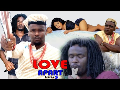 LOVE APART SEASON 5 {NEW HIT MOVIE} - ZUBBY MICHEAL|2021 Latest Nigerian Nollywood Movie