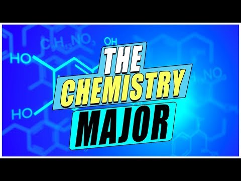 The Chemistry Major and What to Expect