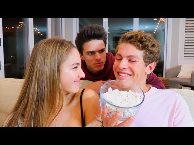 """THIRD WHEELING MY SISTER AND HER """"BOYFRIEND"""" FOR 24 HOURS 