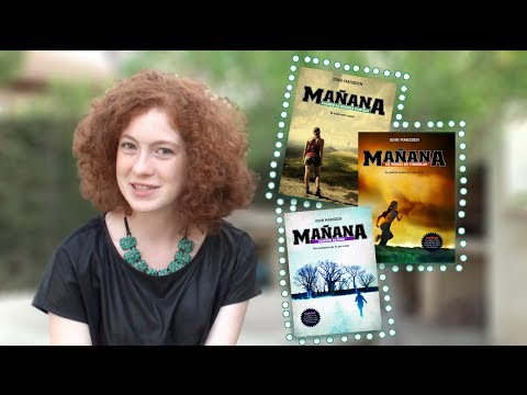 "Recomienda-sagas   ""Mañana"", John Marsden"