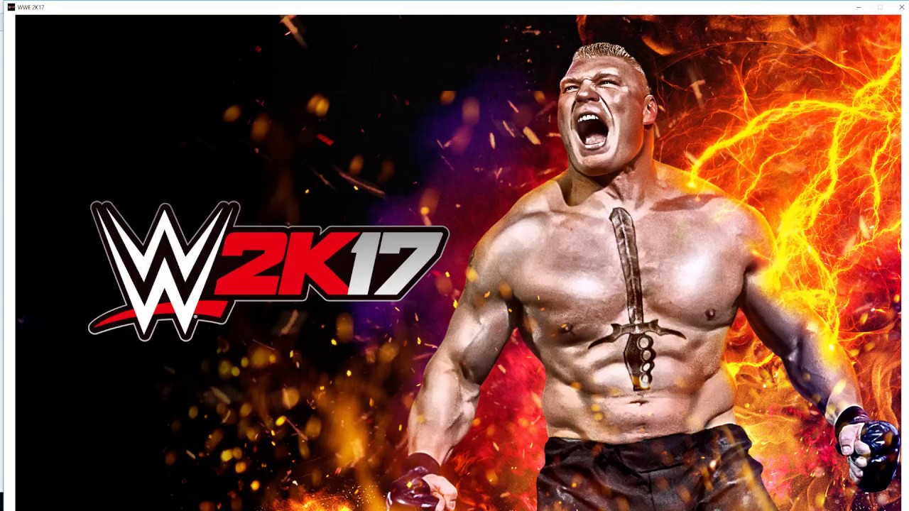 wwe 2k17 pc game free download utorrent