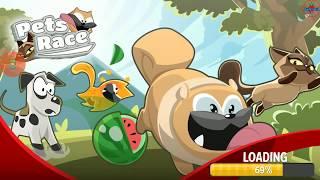 Домашние животные - игра онлайн-игра pvp игра для андроид 🔘🔵🔴геймплей игры HD ᴴᴰ