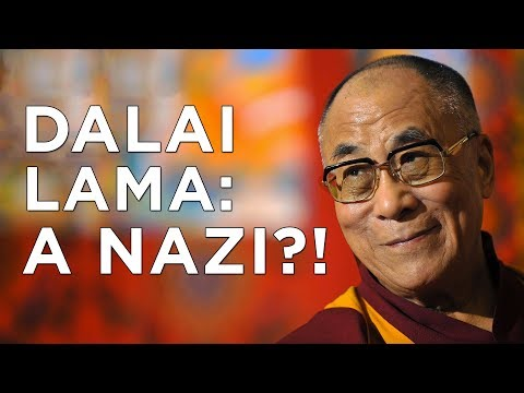 The Dalai Lama: A Profaning, Nazi-Loving Muslim Dictator? | China Uncensored