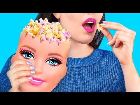 7 DIY Barbie Life Size Food