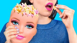 7 DIY Barbie Life Size Food