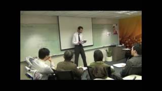 EFL Teacher Training Video - Conveying Lexical Meaning (Video 1)