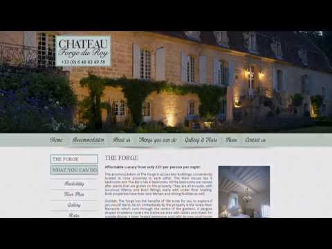 French Chateau Design Progression