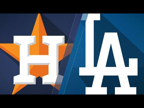 Dodgers salvage series finale vs. Astros: 8/5/18