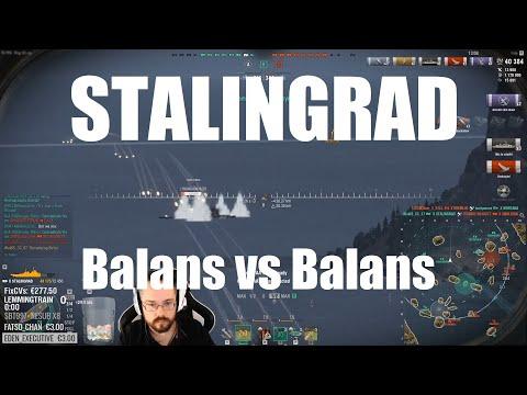 Highlight: Stalingrad - Balans Vs Balans