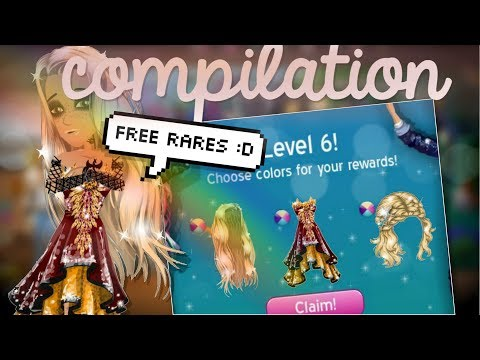 GETTING ULTRA RARES FROM THE LEVEL GLITCH ON MSP! (COMPILATION)