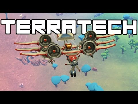Terra Tech – Venture Company Ultralight Plane! – TerraTech Gameplay