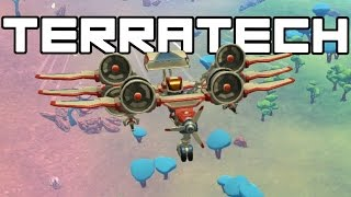Terra Tech - Venture Company Ultralight Plane! - TerraTech Gameplay