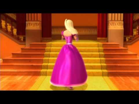 Bande-annonce Barbie Apprentie Princesse poster