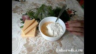 ЖАРЕНЫЙ УКРОП!!! Рецепт-хит сезона ЛЕТО 2014