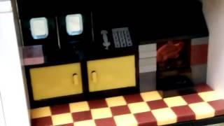 Lego căn phòng ngủ nè:-)