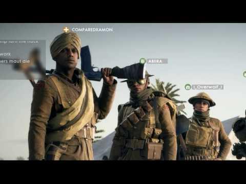 Battlefield 1 domination Suez Gameplay pc