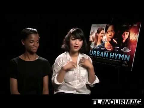 Download Youtube: EXCLUSIVE Urban Hymn Interview: Letitia Wright and Isabella Laughland